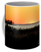 Sunset On The Chesapeake Coffee Mug