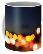 Sunset On The Golden Gate Bridge Coffee Mug by Linda Woods
