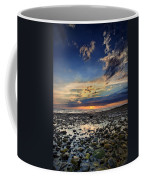 Sunset Over Bound Brook Island Coffee Mug