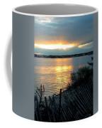 Sunset Over Cedar Creek Coffee Mug