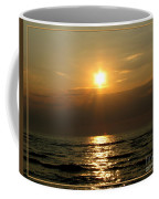 Sunset Over Lake Erie 3 Coffee Mug