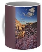 Sunset Over Red Rocks Coffee Mug