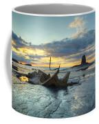 Sunset Over The Admiral Coffee Mug