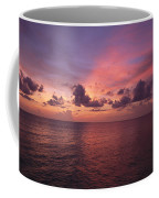 Sunset Over The Gulf Of Mexico Coffee Mug
