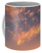 Sunset Over The Moscow River Coffee Mug