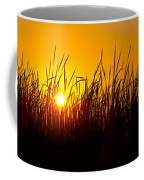 Sunset Over The Prairie Coffee Mug