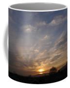 Sunset Over The San Fernando Valley Coffee Mug