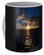 Sunset Over Winnepesaukee Coffee Mug