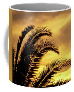 Sunset Palms Coffee Mug
