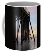 Sunset Pier California 3 Coffee Mug