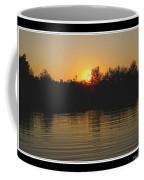 Sunset Pond Coffee Mug