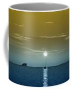 Sunset Sails Coffee Mug