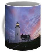 Sunset Tints The Sky Coffee Mug by Stephen St. John