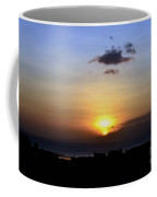 Sunset Upon The Ocean Number Two Coffee Mug
