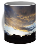 Sunset Valley Of Fire Coffee Mug