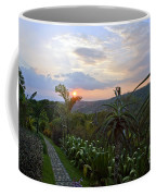 Sunsetting Over Costa Rica Coffee Mug