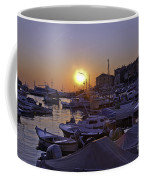 Sunsetting Over Rovinj 1 Coffee Mug