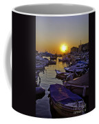 Sunsetting Over Rovinj 2 Coffee Mug