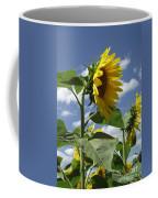 Sunshine Flowers Coffee Mug