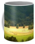 Sunshine In The Valley Coffee Mug