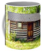 Sunshine On The Little Cabin Coffee Mug