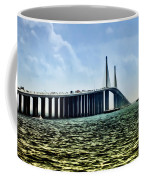 Sunshine Skyway Bridge - Tampa Bay Coffee Mug