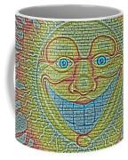 Sunshine Smile Art Coffee Mug