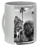 Suntan Lane Palm Springs Coffee Mug