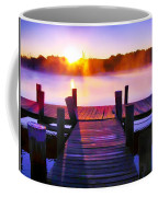 Sunup Over Rock Creek Coffee Mug