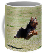 Super Yorkie Coffee Mug