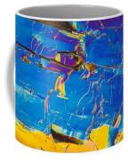 Superconductor Crystal Coffee Mug