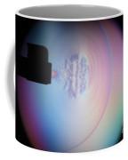 Supersonic Shockwave Coffee Mug by Ted Kinsman