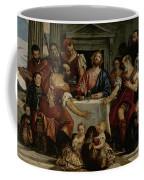 Supper At Emmaus Coffee Mug