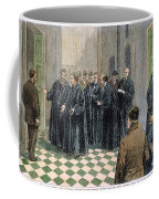 Supreme Court, 1881 Coffee Mug by Granger