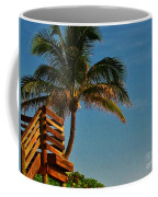Surf Lookout Coffee Mug