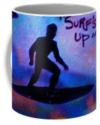 Surfs Up Coffee Mug