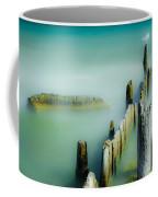 Surreal Sea Gull Coffee Mug