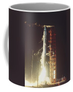 Surveyor 3 Launch Coffee Mug