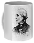 Susan B. Anthony, American Civil Rights Coffee Mug by Photo Researchers, Inc.