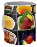 Sushi Art Coffee Mug