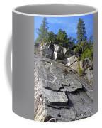 Suspended Blocks Coffee Mug