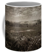 Suspended Over The Wetlands Coffee Mug