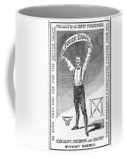 Suspenders, 1888 Coffee Mug by Granger