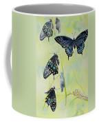 Swallowtail Story Coffee Mug