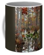 Swamp In Fall Coffee Mug