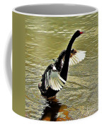 Swan Dance Coffee Mug