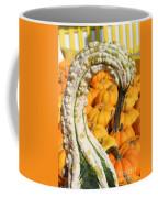 Swan Gourd Coffee Mug