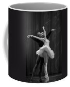 Swan Lake  White Adagio  Russia 2 Coffee Mug by Clare Bambers