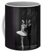 Swan Lake  White Adagio  Russia Coffee Mug