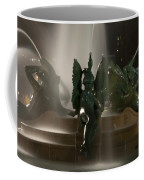 Swann Fountain At Night Coffee Mug